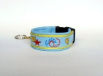 Clickerarmband Rally-Obedience blau