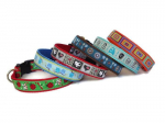 Welpen-Halsbänder - diverse Designs - Breite 2 cm