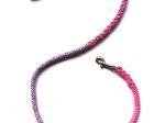 Hollandleine (teilgeflochten) - Länge 1,20 m - Farben: pink-Little Pony