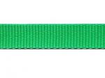 Gurtband tropicgrün - 20 mm - Stärke ca. 1,6 mm