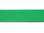 Gurtband tropicgrün - 25 mm - Stärke ca. 1,6 mm
