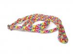 Agilityleine aus PPM-Seil - Rainbow