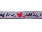 all my love silbergrau - 14 mm