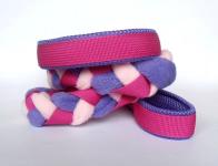 Agility-Zergelleine pink-lila-rosa