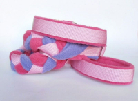 Agility-Zergelleine rosa-flieder-pink