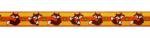 Füchslein gelb-orange -  15 mm