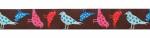 Punktevögel braun - 15 mm