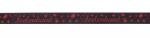 Seelenhund schwarz-rot - 18 mm