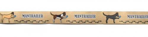 Mantrailer - 18 mm