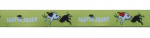 Mäusejäger limegreen - 25 mm