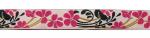 Japanblüte creme - 24 mm