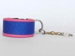 Nummer 6 - Königsblau-Pink