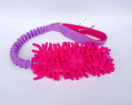 Mopik pink-flieder mit Quietschi - Gesamtlänge ca. 59 cm