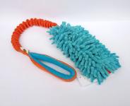 Mopik türkis-orange ohne Quietschi - Gesamtlänge ca. 59 cm