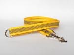 Leine mit Handschlaufe - beidseitig gummiert - Länge 1,20 m - Breite 2 cm