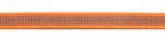 orange - beidseitig gummiert - 20 mm