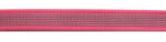 pink - beidseitig gummiert - 20 mm