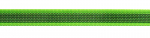 apfelgrün - beidseitig gummiert - 20 mm
