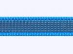 blau - 20 mm - beidseitig gummiert