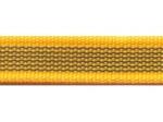 gelb - 20 mm - beidseitig gummiert