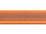 orange - 20 mm - beidseitig gummiert
