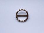 O-Ring mit Steg - Feststeller für Agilityleinen zum Überziehen