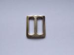 Verstellschieber Metall - verfügbar für Gurtbandbreiten 20 und 25 mm