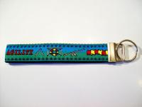 Agility  - ca. 15 cm zzgl. Metallöse und Schlüsselring