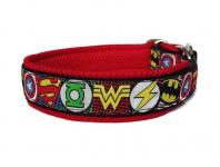 Zugstopp Superhero - individuell verstellbar - Halsumfang bis 39 cm